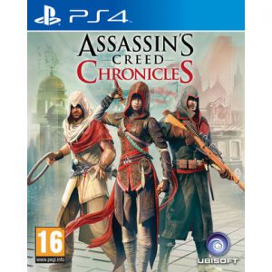 Assassin's Creed Chronicles PS4 kopen