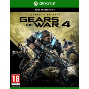 Gears of War 4 Ultimate Edition Xbox One kopen