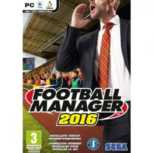Football Manager 2016 PC kopen