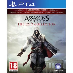 Assassin's Creed: The Ezio Collection PS4 kopen