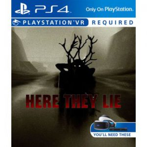 Here They Lie VR PS4 kopen