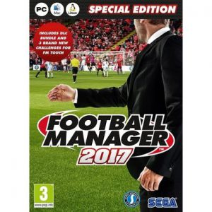 Football Manager 2017 PC Special Edition kopen